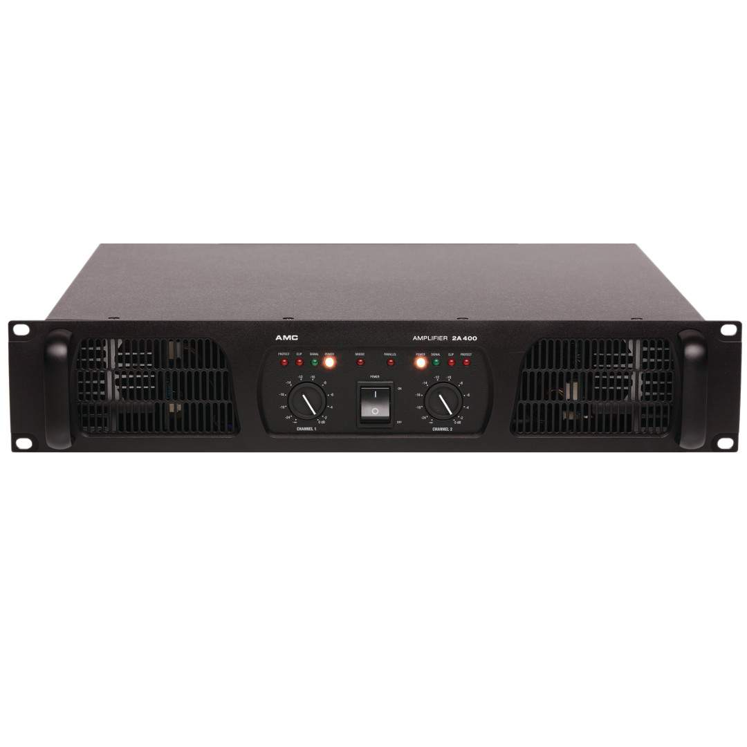 A Professional Power Amplifiers Amc Pro Audio Amplifier Basics Modern Stereo System Has Two 2a 400 Channel