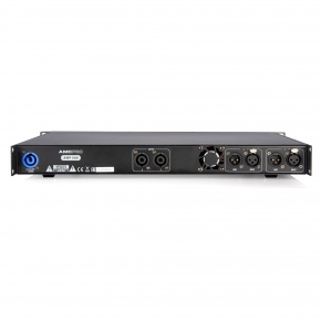 AMP 500 two channel professional power amplifiers