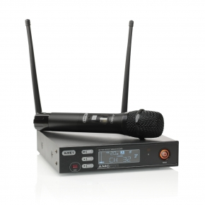 iLive1 Handheld wireless microphone systems