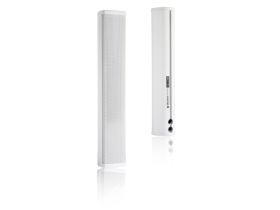 COM SLIM column loudspeakers