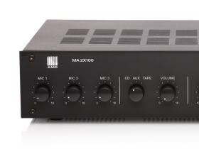 MA mixing amplifiers