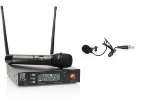 iLive UHF Wireless microphone systems