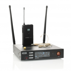 iLive1 Headset wireless microphone systems