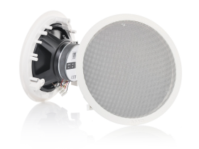 PC plastic ceiling loudspeakers