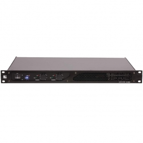 A 200 two channel professional power amplifiers