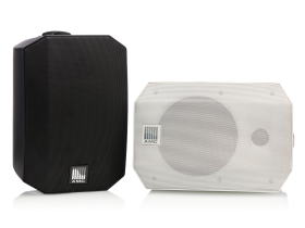 VIVA wall mount plastic loudspeakers