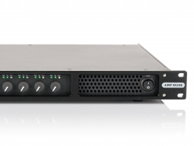 AMP professional power amplifiers