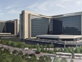 The Bilkent Integrated Healthcare Campus, Ankara, Turkey