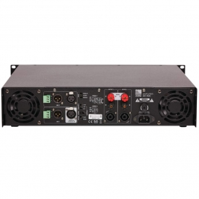 2A 400 two channel professional power amplifiers