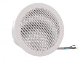 PC 3WP weatherproof plastic ceiling loudspeakers