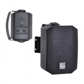 VIVA 4IP wall mount plastic loudspeakers