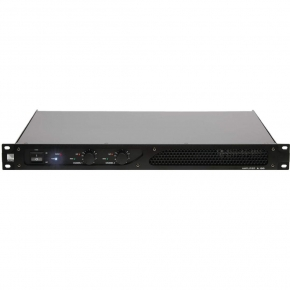 A 100 two channel professional power amplifiers