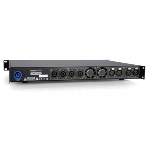 AMP 4x500 four channel professional power amplifiers