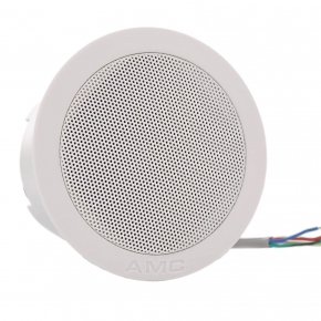 PC 3WP plastic ceiling loudspeakers