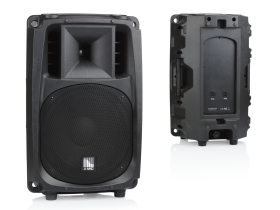 SPEAKER BOX passive plastic loudspeakers