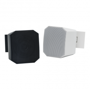 VIVA 3 wall mount plastic loudspeakers