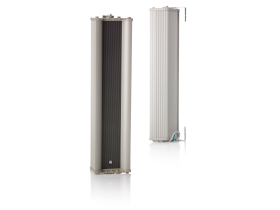 COM column loudspeakers