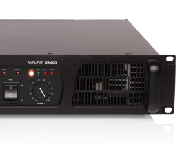 A professional power amplifiers
