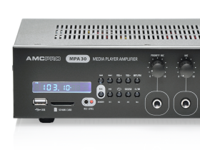 MPA Media player amplifiers