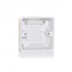 pBox surface mount box for VC volume controls