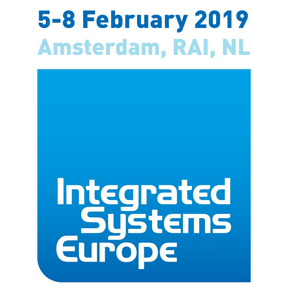 Integrated System Europe 2019
