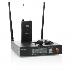 iLive2 Lavalier wireless microphone systems