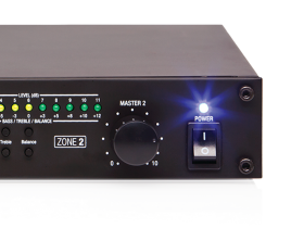 iMIX 2 two zone mixing preamplifiers