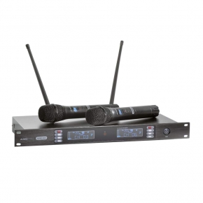iLive 2X2 dual channel wireless microphone systems