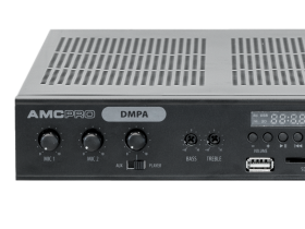 DMPA Media player amplifiers