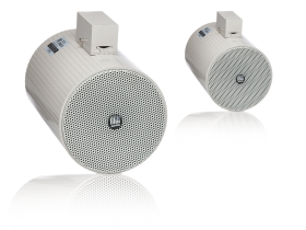 SPMB 10 bidirectional aluminium sound projectors