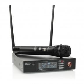 iLive2 Handheld wireless microphone systems